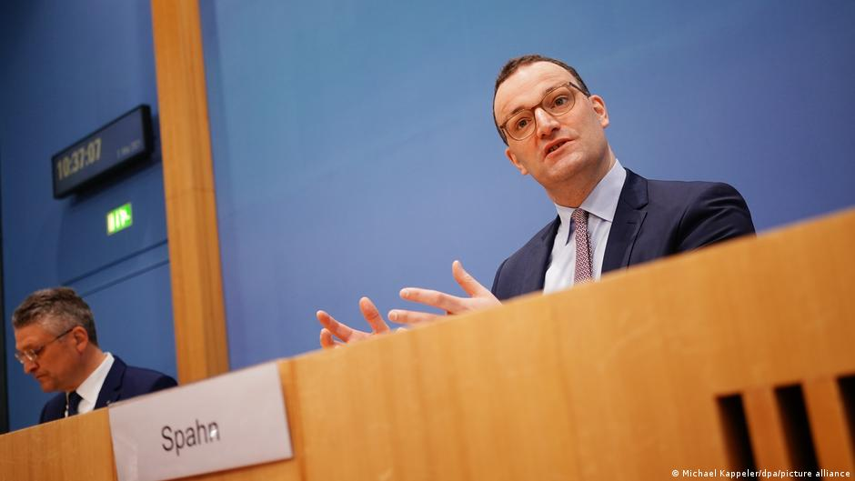 Jens Spahn: Germany's third COVID wave appears to be 'broken'
