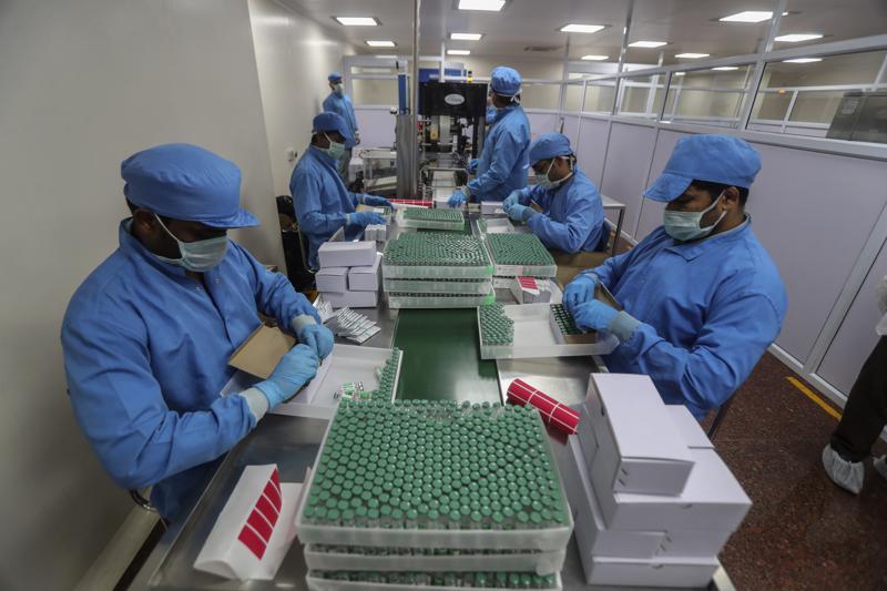 Egypt has secured over 46 million COVID-19 doses so far: UPA head