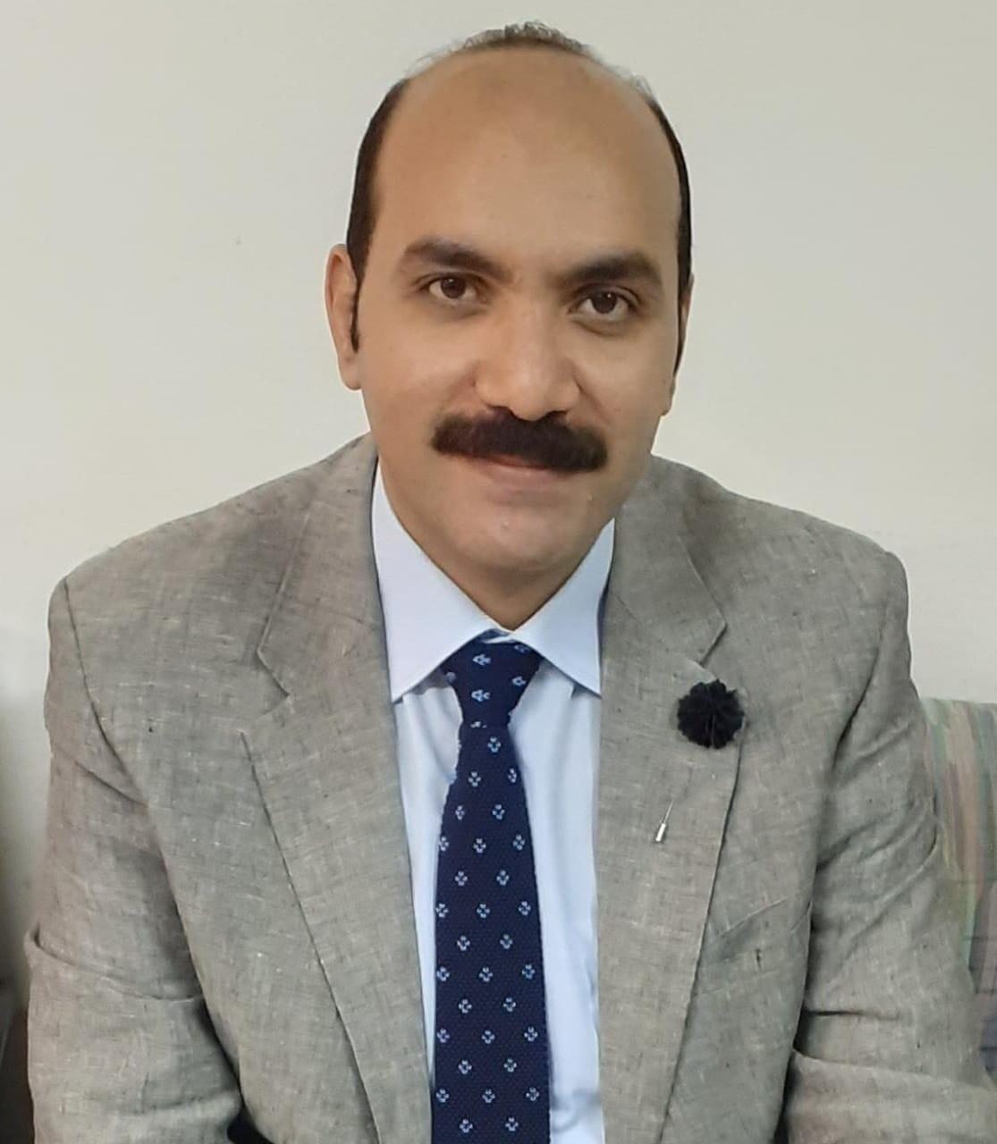 Photo of Khaled El-Shamy