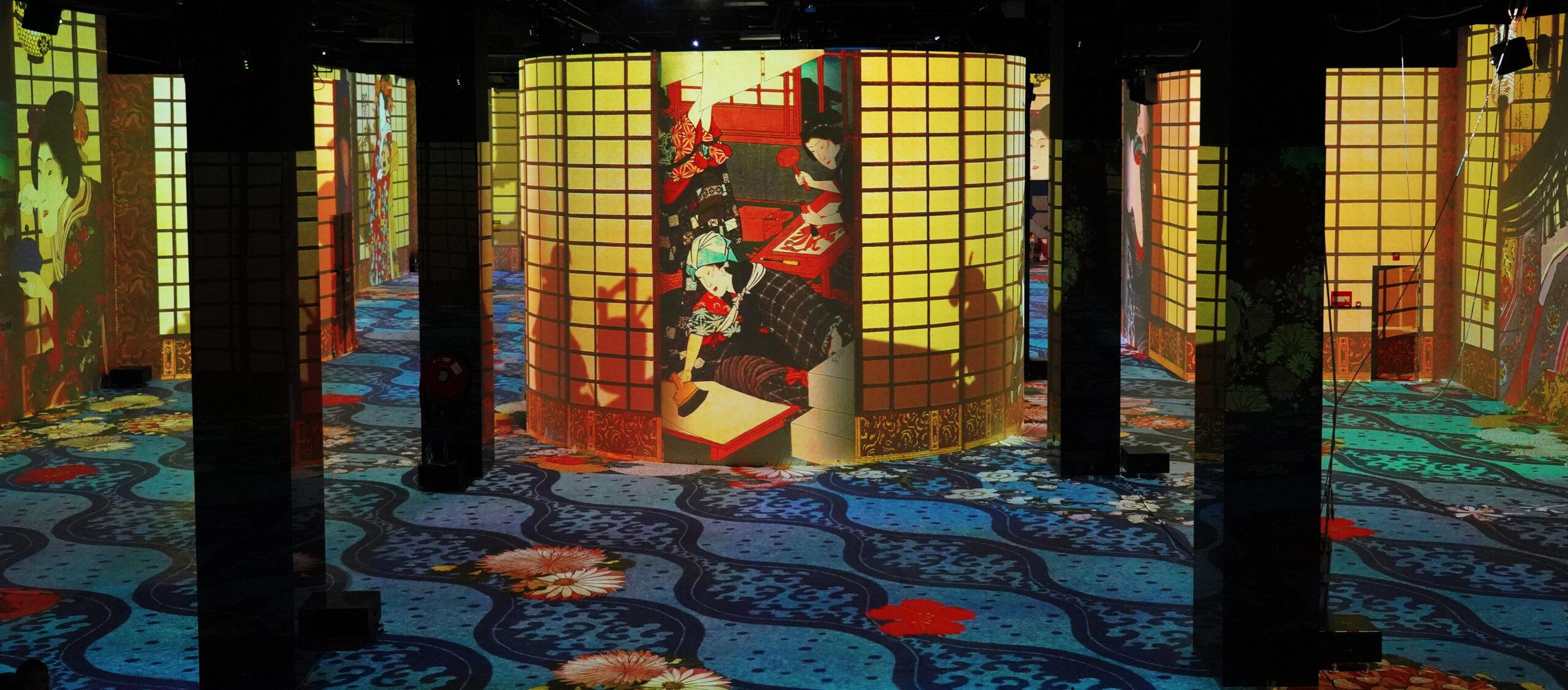 Dreamed Japan (2)-Infinity Des Lumières in Dubai