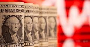 US dollars-Reuters